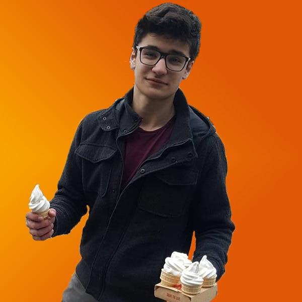 Imran Javad – Event Co-Ordinator
