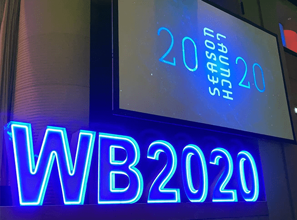 WB2020 Website
