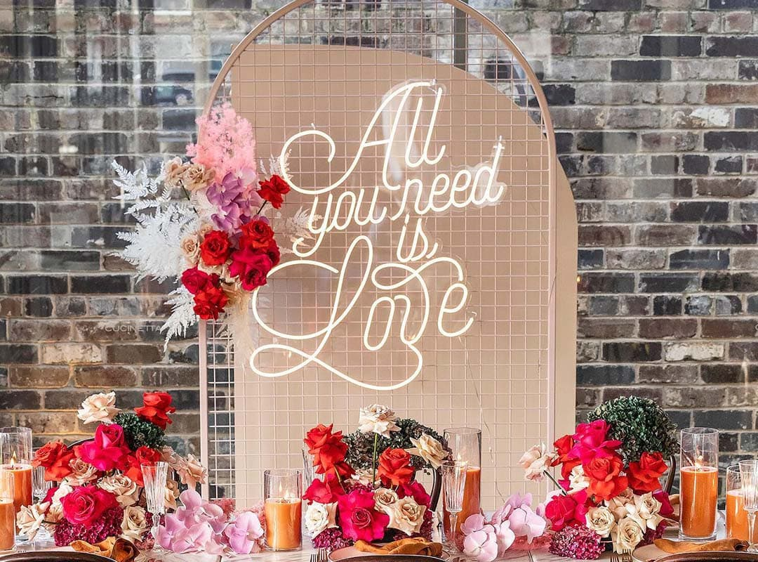 All you need is love sign4